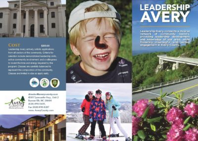 Leadership Avery Brochure