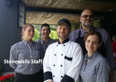 Stonewalls Staff